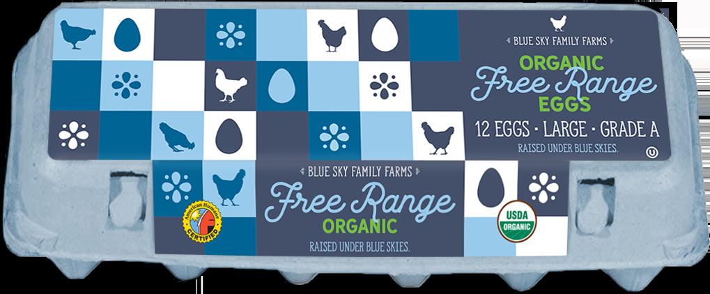 free-range-organic eggs